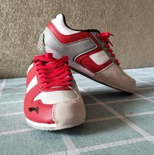 Fencing Shoes Low cut Li Ning Red