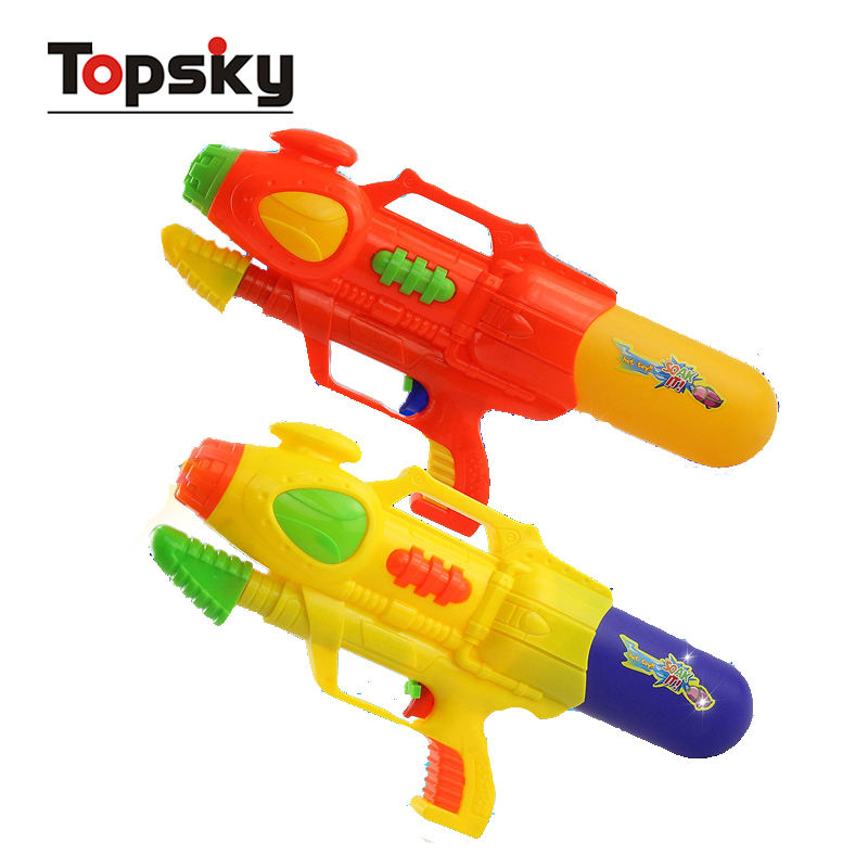 Zomer shoot game water spuitpistool speelgoed plastic 38cm kids water pistool <span class=keywords><strong>waterpistool</strong></span>