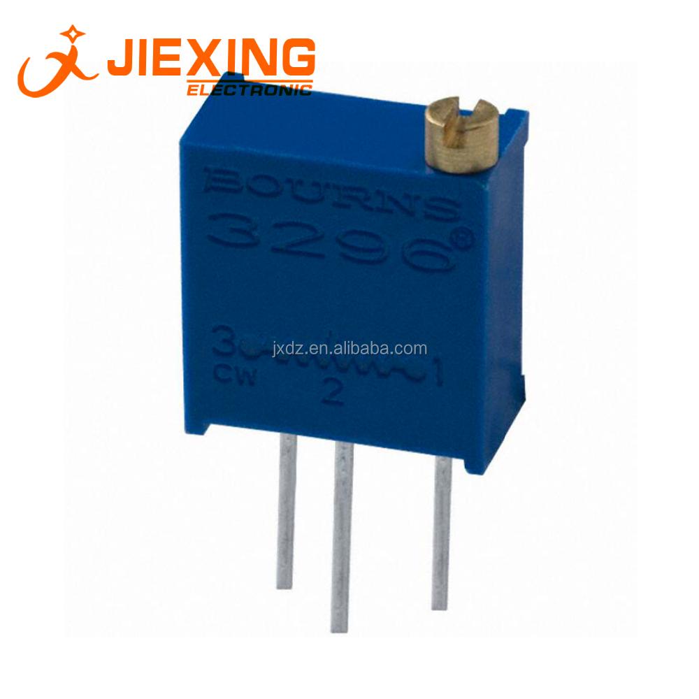 50pcs 3362x Alta Precisión recortador potenciómetro Resistencia Variable 504 500k Ohm