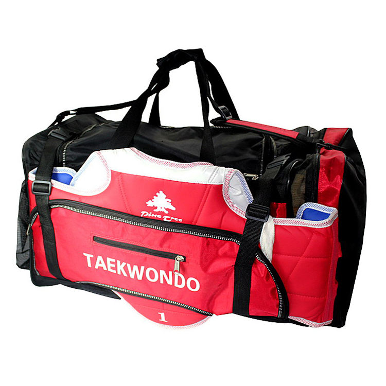 Taekwondo Karate sparring gear duffle bag