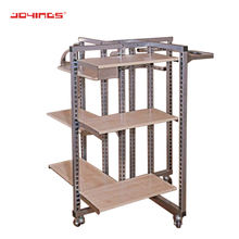 Combinable Floor Standing Retail Showroom Display Furniture