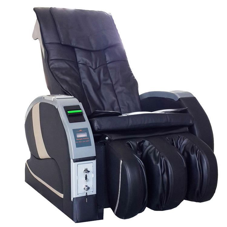 Luxury Electric Bill Operated Commercial Vending Massage Chair