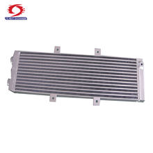 hot sale and guaranteedly high performance aluminum motorcycle engine oil cooler