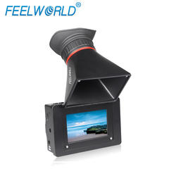Manufacturer cheap portable 3.5 inch 800*480 lcd display electronic viewfinder EVF monitor for dslr camcorder