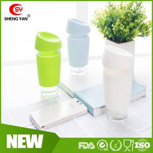 La nueva manera regalos creativos, starbucks de silicona taza de café