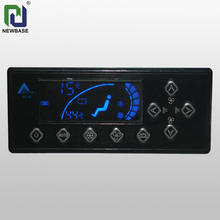 bus air condition control switch panel controller ac panel CK200211-a