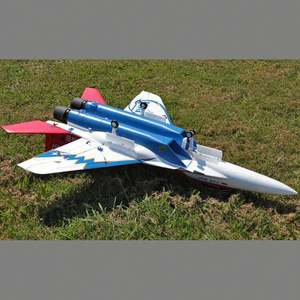 electric mig-29 rc model plane with LED light