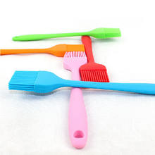 Amazon Hot selling kitchenware set professional silicone oil bbq brush