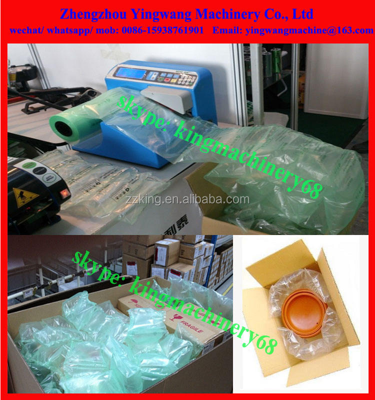 Plastic Kussen Making Machine