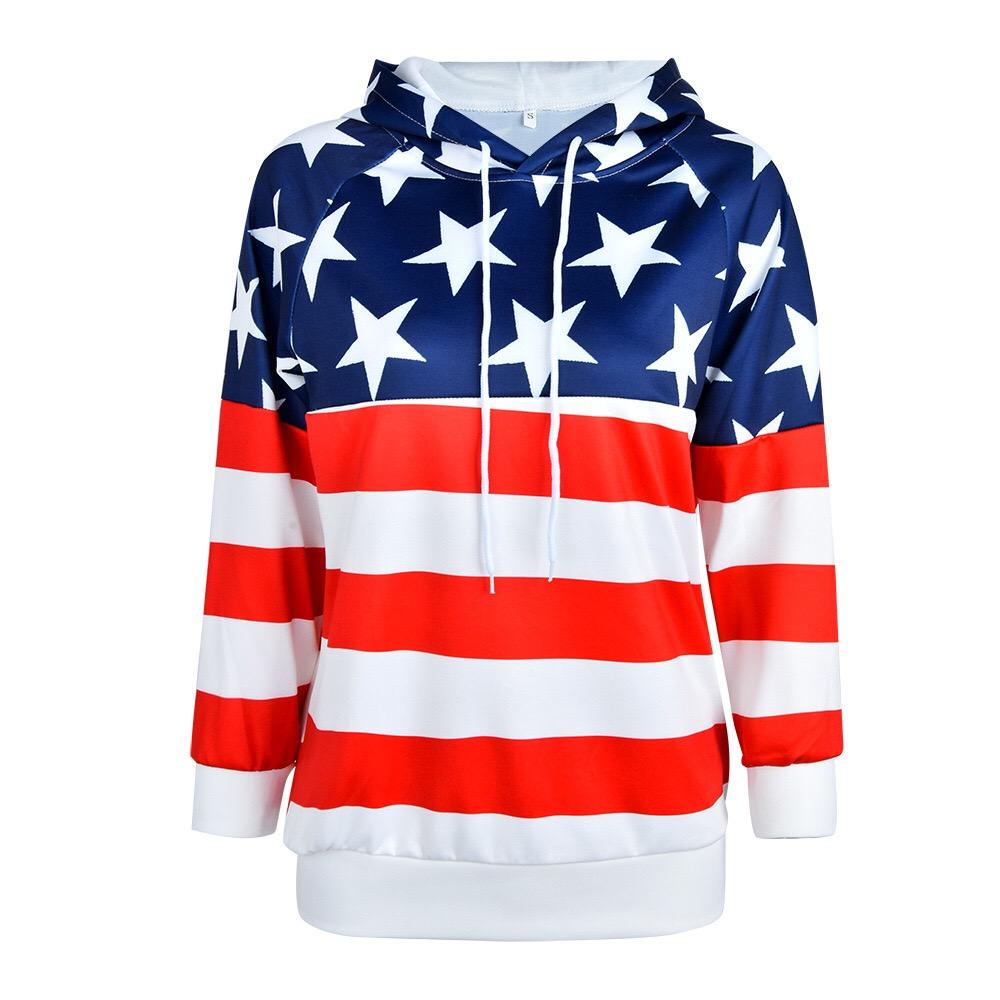 USA American patriot July 4th election vote hoodies GOP DRP hoodies women in stock hoodies factory manufacturer