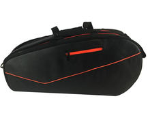 OEM easy carrying sports badminton bags, professional tennis racket sports bag