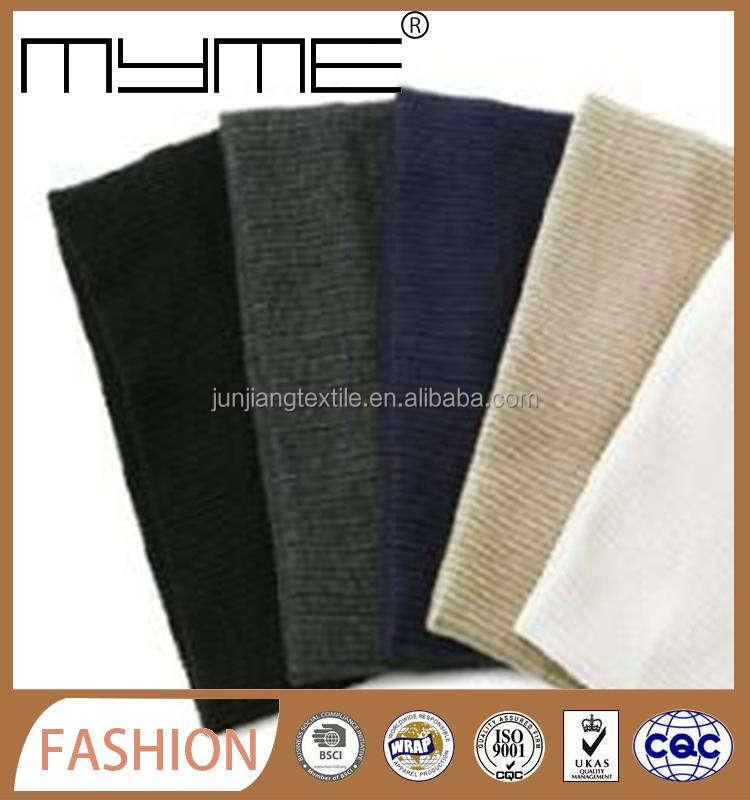 2016 de la dernière main tricot crochet fleur bandeau peut être personnalisé design factory sales