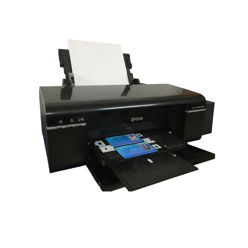 Printer Terbaik CD DVD Printer Otomatis untuk Epson L805 Inkjet Digital CD DVD PVC ID Card Printer