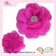 China factory Wholesales Rosettes DIY Flowers Clothing Accessories Carnation Fabric Baby Flower Crown Hair Accessory
