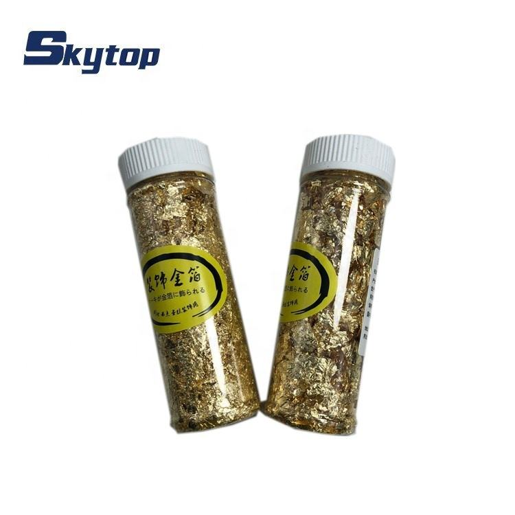 Skytop edible gold leaf paper for cake tools