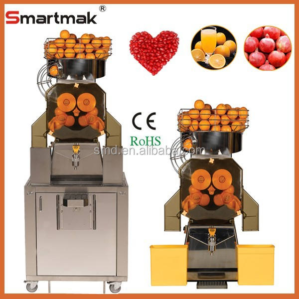 Presse-fruits automatique commerciale pour agrumes/citron/grenade/Orange
