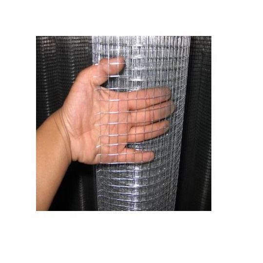 Garden welded mesh fence / galvanized wire mesh