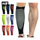 OEM ODM Calf Support Compression Leg Sleeve Running Sports Socks Shin Splint Outdoor Exercise Brace Wrap Knee support