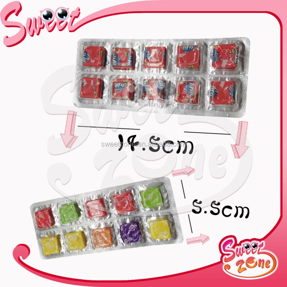 Swiss Sugar Chewy Soft Candy