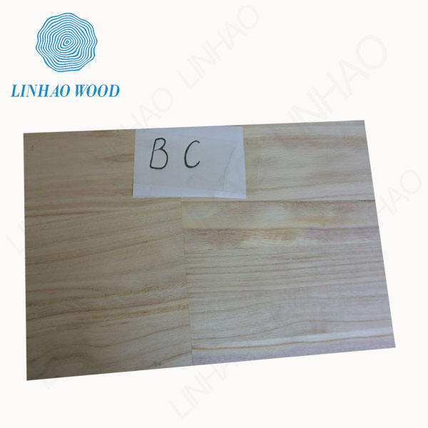 Paulownia Finger Jointed Boards, Edge Glued Panel Paulownia for Furniture