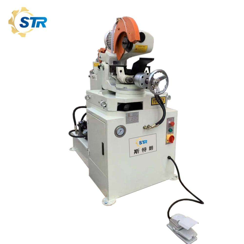 Automatic Manual Stainless Tube Steel Pipe Bar Cold Circular Saw Circular Metal Cutting Machine