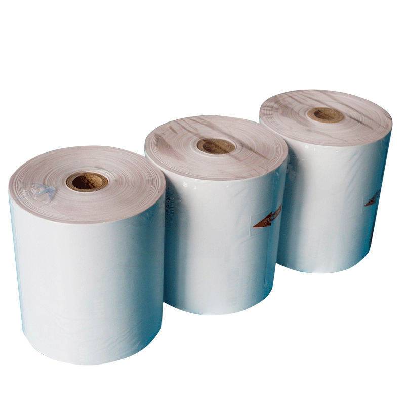 80*80/57*50mm size cash ATM POS thermal matt paper roll