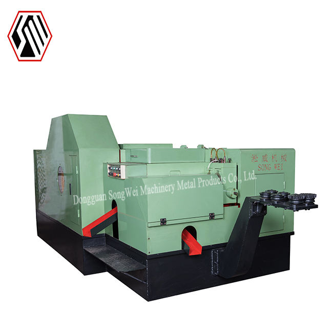 China 6 Die 6 Below Automatic 14B6SL PKO Screw Making Machine with High Speed