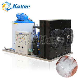 high quality 2 tons flake ice making machine for fishery