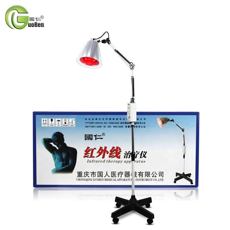 Far Infrared Device Used Medical Equipment Home Care Products Elderly Physical Therapy Equipment CQ-29 TDP Mineral Heating Lamp
