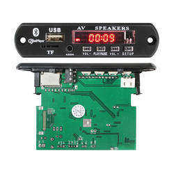 JLH hot sale portable sound Mp5 Player Decoder Board