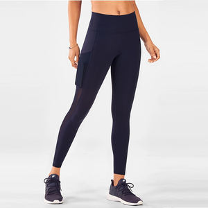 High Quality Fitness Sports Pants Workout Women Yoga Leggings With Pocket