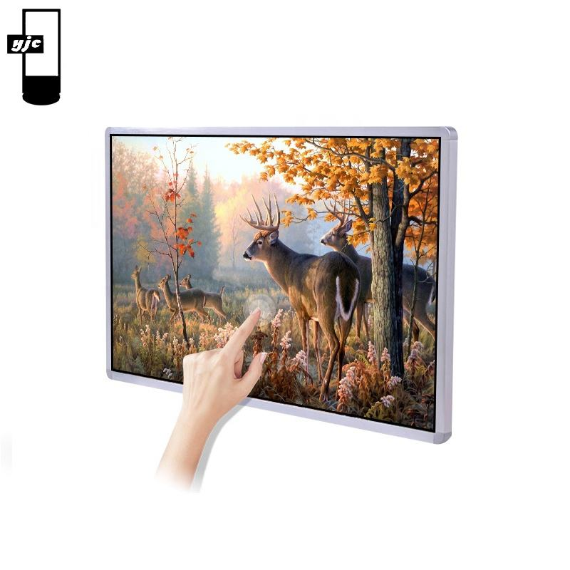 24 inch android touch wandmontage lcd lift digital signage display