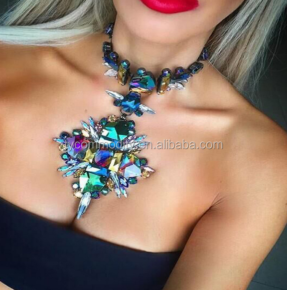 bali tassel necklace accessories chunky statement necklace