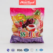 Fruit Jelly Candy Mini Fruity Gels New Choice Jelly Coconut Jelly