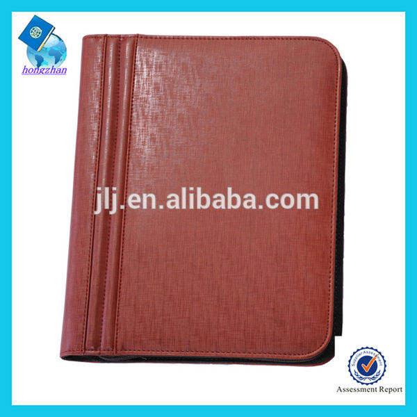 محفظة جلد الشخصية مع حائز المفتاح