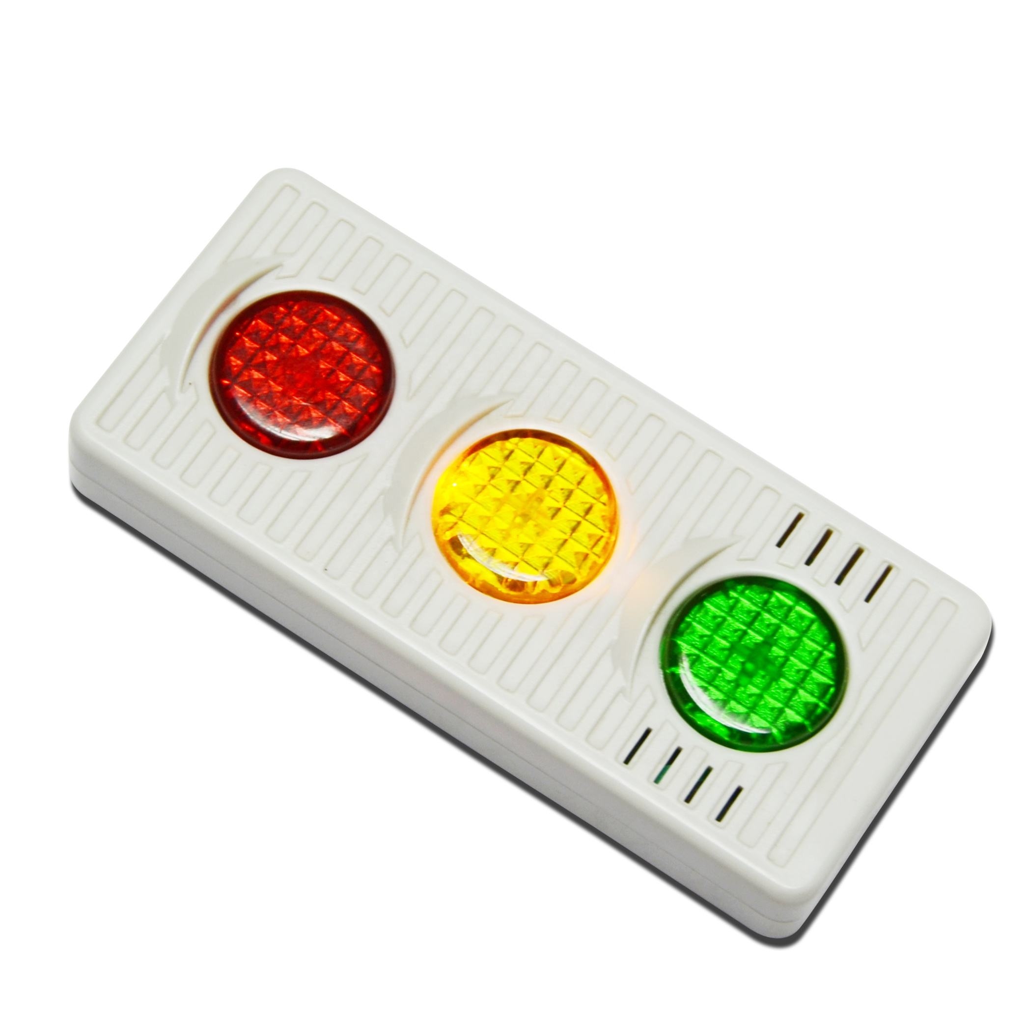 High quality ABS material Mini sound toy for children customize design small toy traffic light for kids