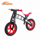 hot sale black 2 in 1 wholesale balance bike for kids child
