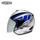 Quick release buckle auto racing helmet open face motorcycle helmet for women