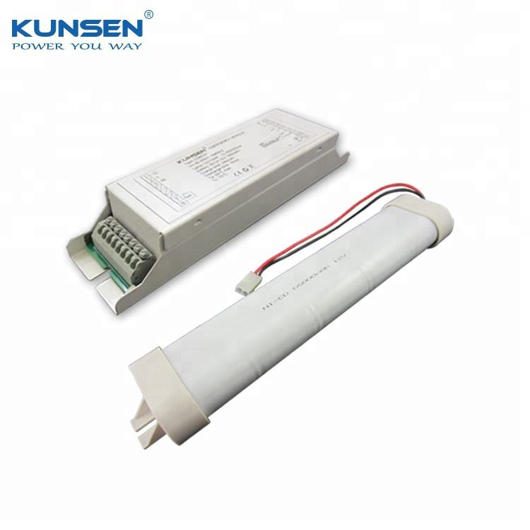 Emergency Lighting Invertor Module Battery Pack Conversion Kits for led