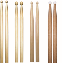custom chinese 2b 5a 5b 7a light drum sticks hickory oak drumsticks