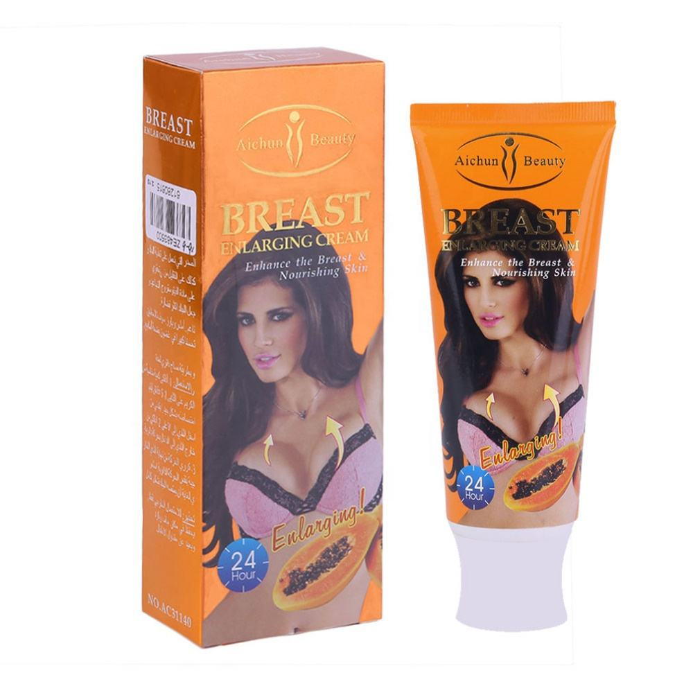 Aichun Beauty Natural papaya cream breast massage care breast tight enlargement cream