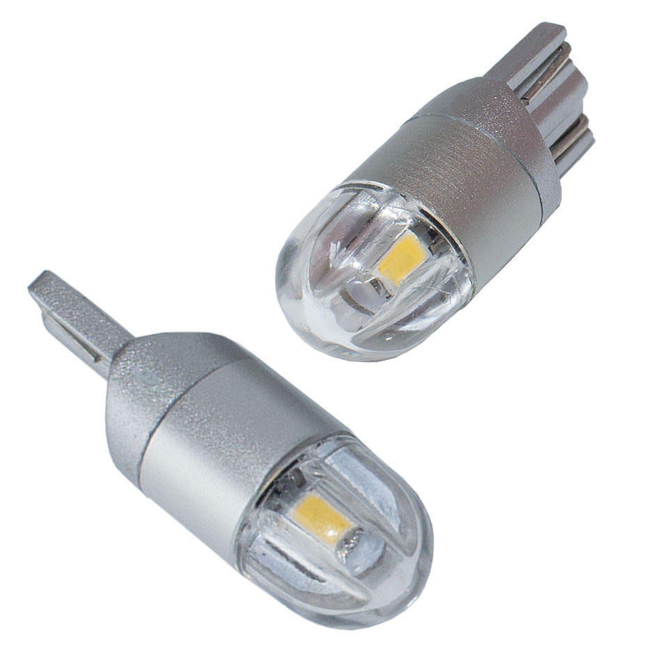 <span class=keywords><strong>T10</strong></span> LED Auto licht 2 SMD 3030 Markierung lampe <span class=keywords><strong>W5W</strong></span> WY5W 2SMD Park birne Wedge Dome Light Auto Styling 12V