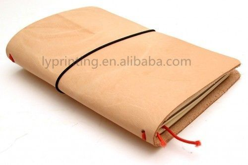 High quality LOGO printed PU leather notebook printing gift notebook diary book business notebook printing