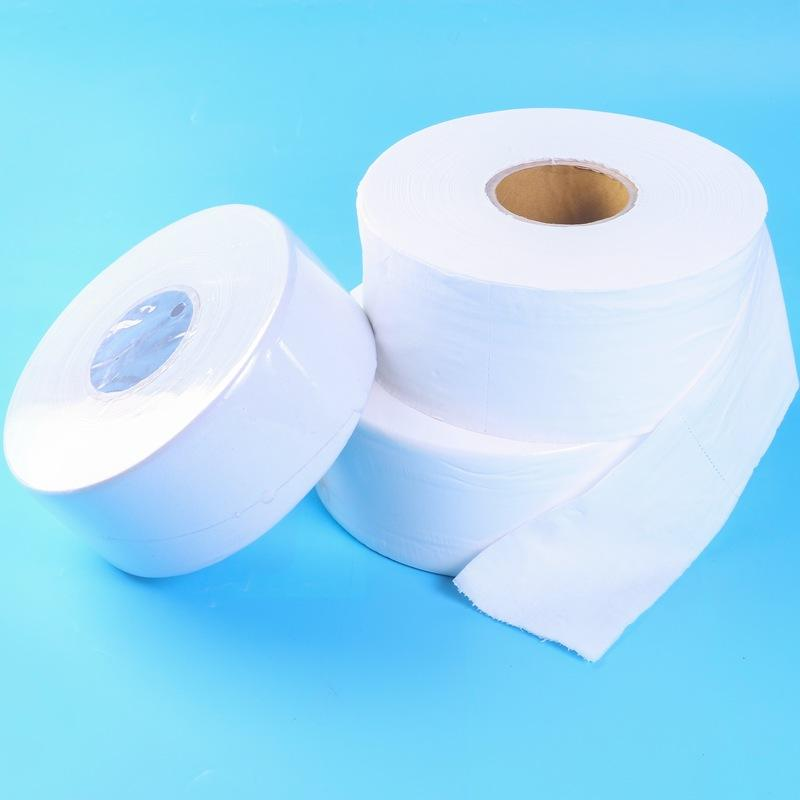 "Wholesale Custom jumbo roll toilet paper, 9"" dia, 1300ft (Case of 12 Rolls)"