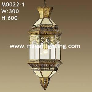 Oriental Pendant Lights