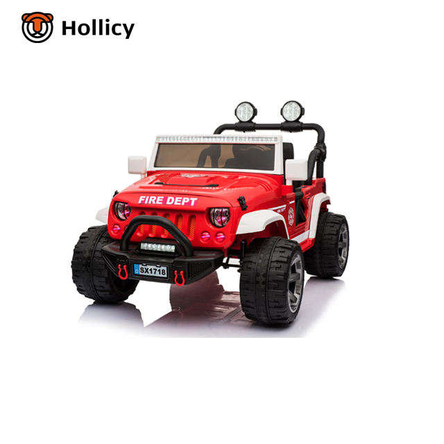 2018 new jeep 12v battery operated ride on car kids electric with low price Hollicy SX1718