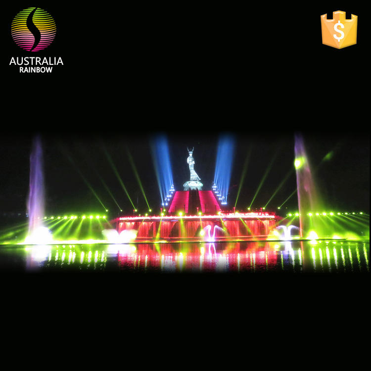 Lake Fountains Prices Factory Price Magic Musical Dancing Laser Fountain For Lake