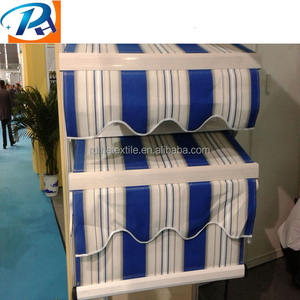 100% polyester awning fabric curtain market