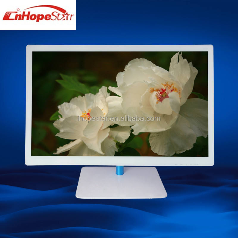 White or black medical hospital 24 inch 16:10 widescreen TFT lcd/led tv monitor