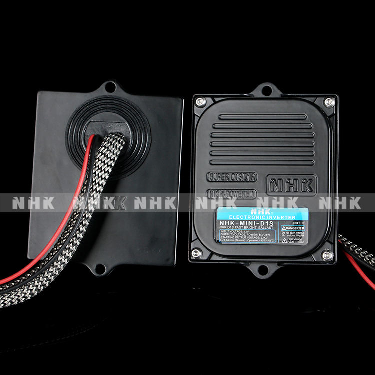 NHK VIP Mini HID xenon ballast D1S 35W D1R car headlight auto headlight retrofit Electronic inverter fast start ballast fast